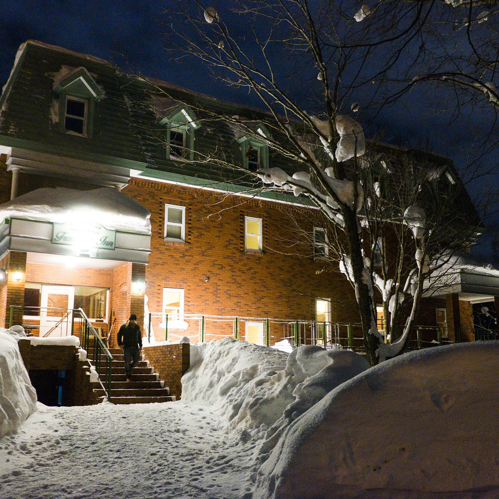 Lodge Niseko skidresa