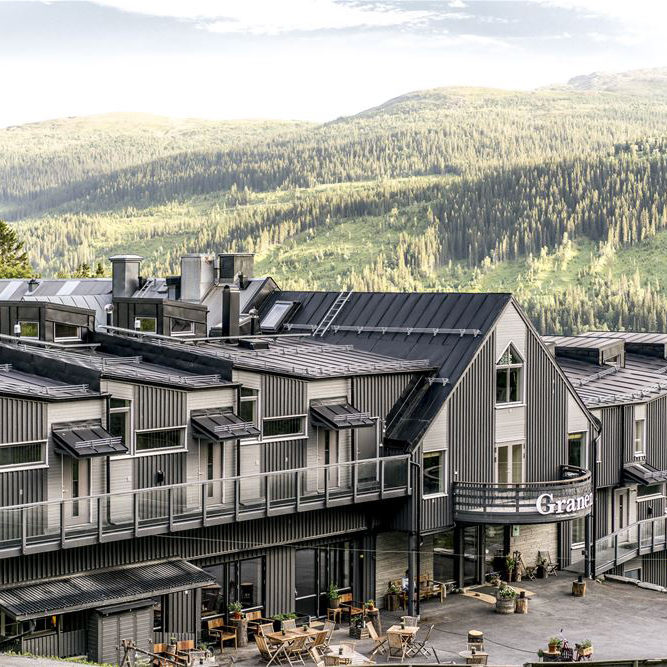 Xtravel MTB Granen hotell Åre