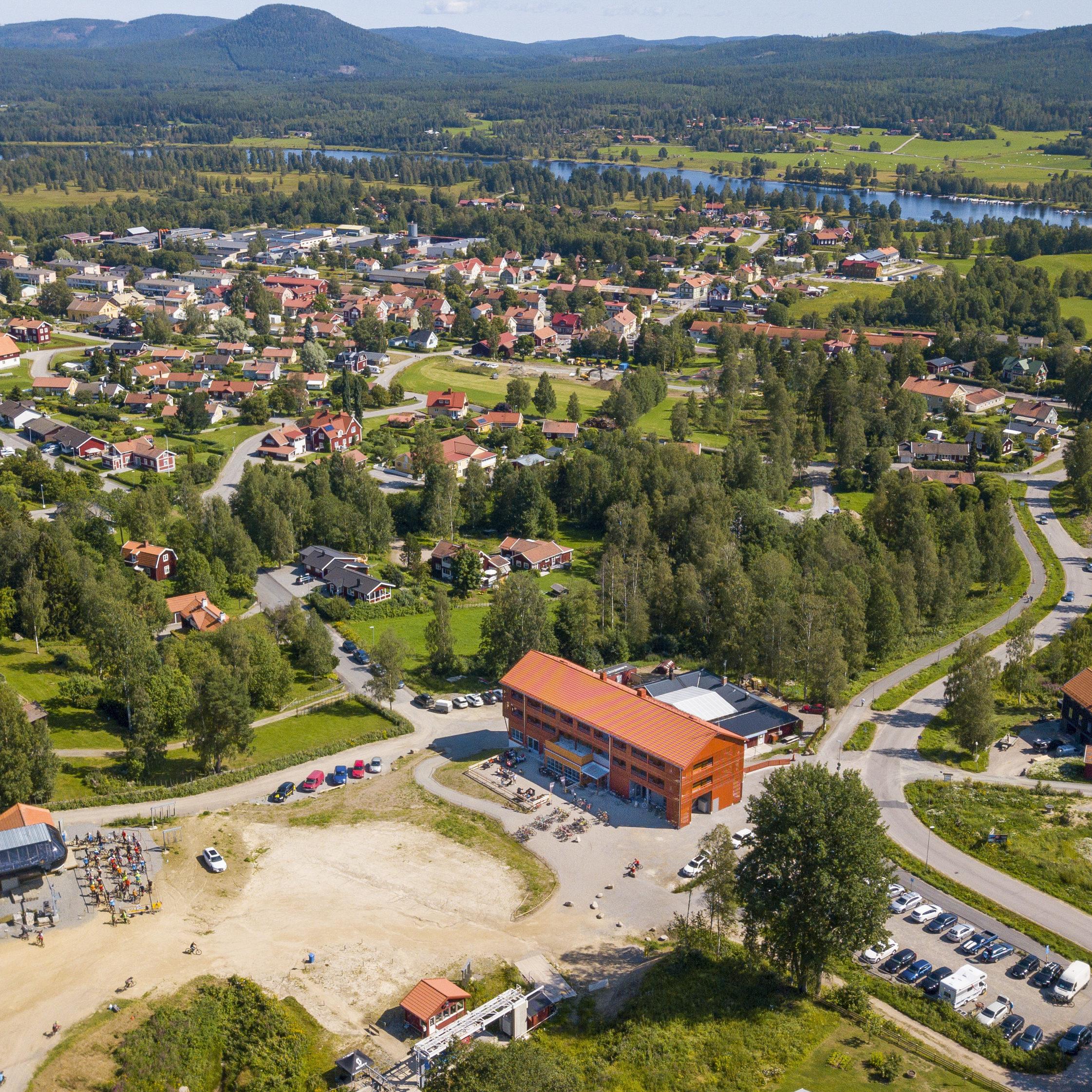 Mountainbike Xtravel JBP Hotell Järvsö